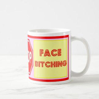 Facebook stop face... coffee mugs