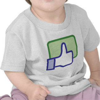 Facebook thumb up tees