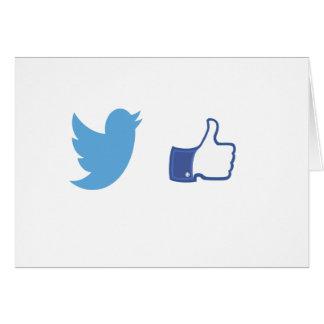 Facebook Twitter Card