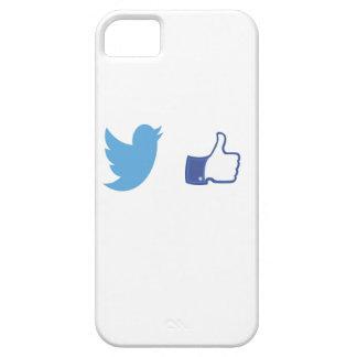 Facebook Twitter iPhone 5 Cases