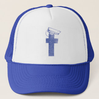 Facebook Watchman Trucker Hat