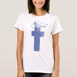 Facebook Watchman Women T-shirt