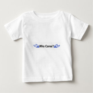 Facebook Who Cares T-Shirt