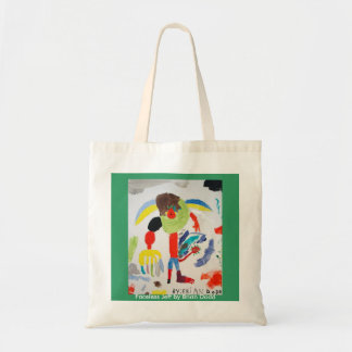 Faceless Jeff  budget tote