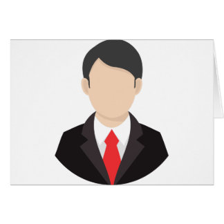 Faceless Man Card
