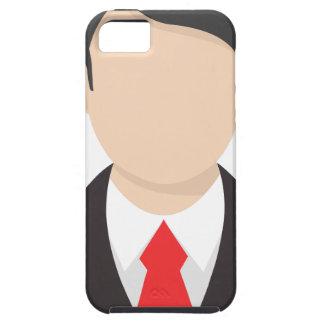 Faceless Man Tough iPhone 5 Case