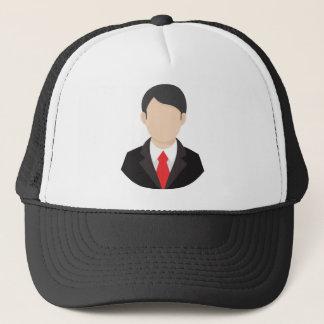 Faceless Man Trucker Hat