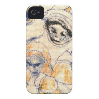 Faces iPhone 4 Case-Mate Cases