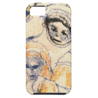 Faces iPhone 5 Cover