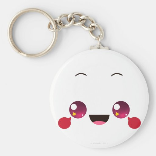 Faces - Megumi Keychains