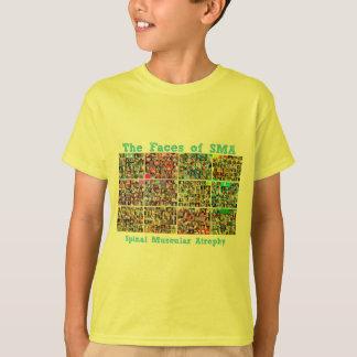 Faces of SMA 2015 T-Shirt