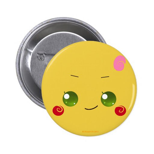 Faces - Swirl Button