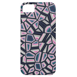 Faceted Abstract iPhone 5 Covers