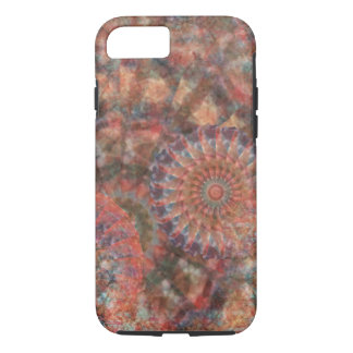Faceted Wheels Colorful iPhone Cover