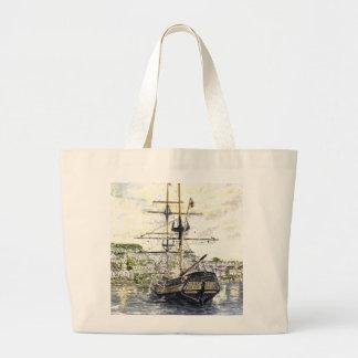 'Facing Fowey' Bag