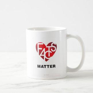 Fact Matter Lover's Heart® Mug
