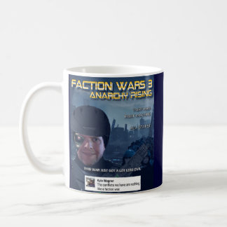Faction Wars coffee mug