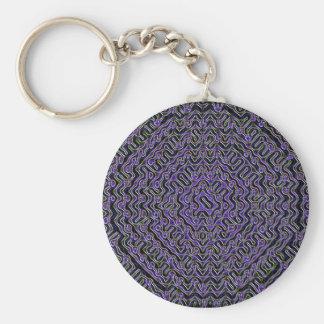 Factor 1 Design Basic Round Button Key Ring
