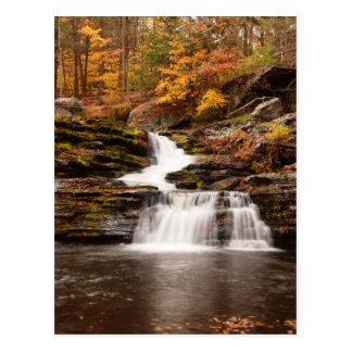 Factory Falls in Northeastern Pennsylvania Postcard