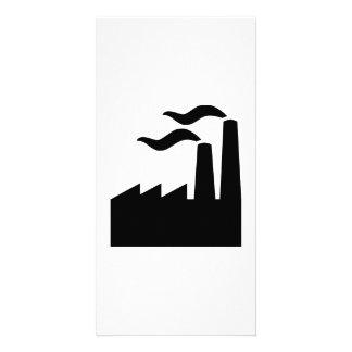 Factory industry custom photo card
