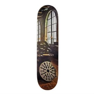 Factory Machine Shop Skate Board Deck