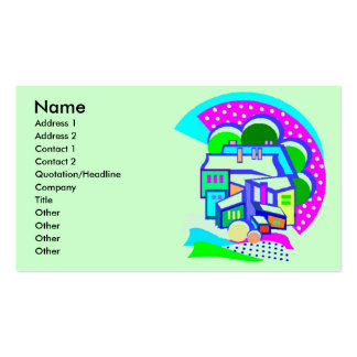 Factory Profile Card Pack Of Standard Business Cards