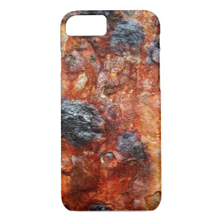 Fade to Rust iPhone 7 Case