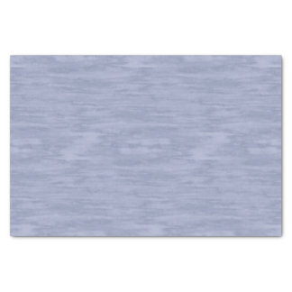 Faded Blue Tissue Paper