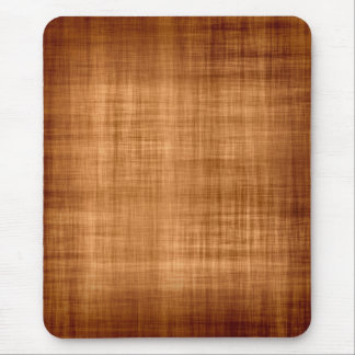 Faded Brown Fabric Mouse Pad