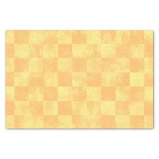 Faded Checkered Sun Tissue Paper