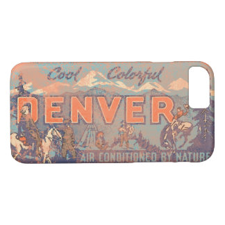 Faded Denver iPhone 8/7 Case