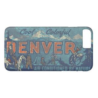 Faded Denver iPhone 8 Plus/7 Plus Case