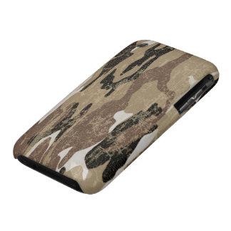 Faded Desert Camo iPhone 3 Case-Mate Cases