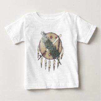 Faded Dreamcatcher Baby T-Shirt