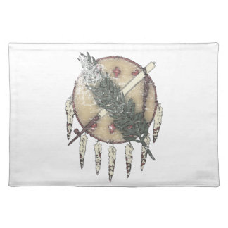 Faded Dreamcatcher Placemat