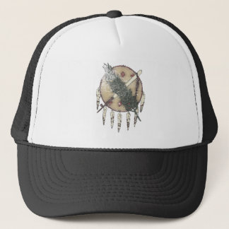Faded Dreamcatcher Trucker Hat
