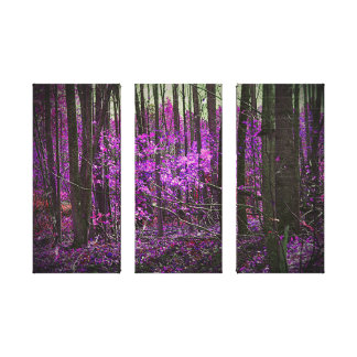 Faded Lavender Dreams Canvas Print