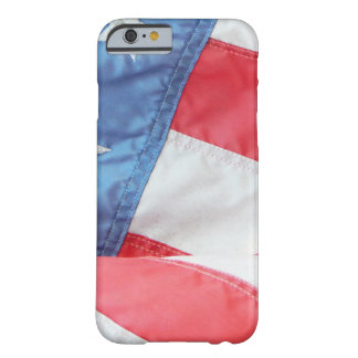 Faded Old Glory Barely There iPhone 6 Case