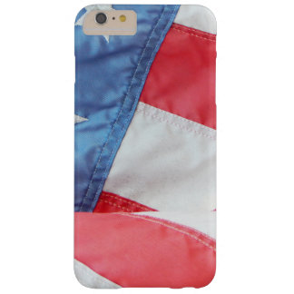 Faded Old Glory Barely There iPhone 6 Plus Case