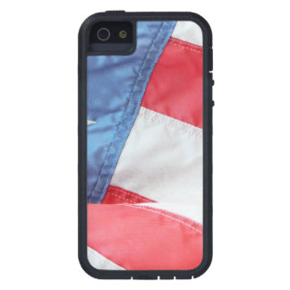 Faded Old Glory Case For The iPhone 5