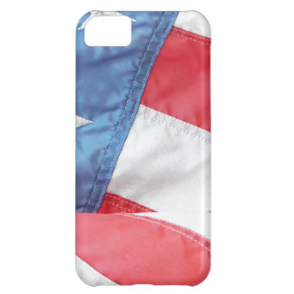 Faded Old Glory iPhone 5C Case