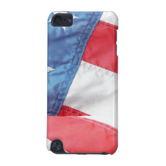 Faded Old Glory iPod Touch 5G Case