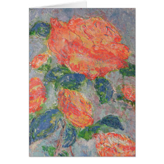 """""""Faded Roses"""" Card"""