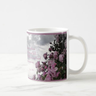 Faded Roses Coffee Mug