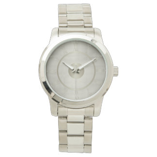 Faded sepia watch