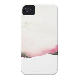 Fading mountains iPhone 4 case