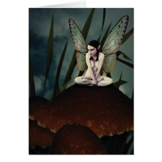 Faerie 01 Greeting Card