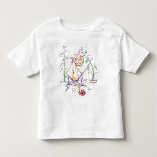 Faerie Feeding Bug Tee Shirts