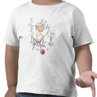Faerie Feeding Bug T Shirts