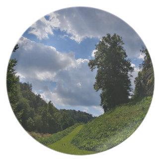 Faerie Hill Plate